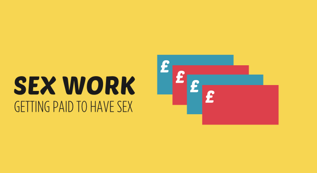 Getting Paid to Have Sex