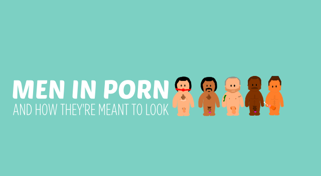 why guys look at porn