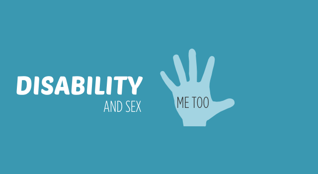 People with disabilities have sex (obvs)