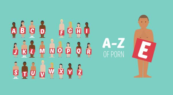 a - z of porn e