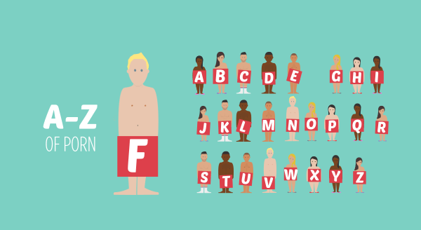 a - z of porn f