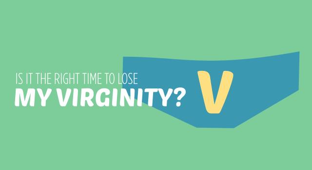 Il est le bon moment pour perdre mon Virginité - Bish-2423