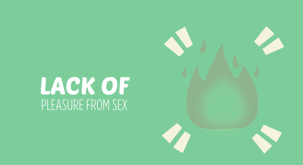 Lack of Pleasure from Sex
