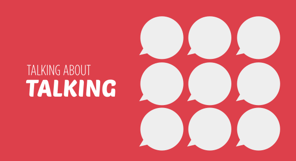 Talking about talking - a worksheet to help you to communicate in relationships