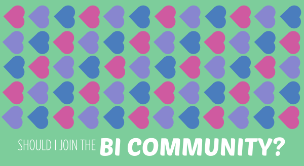 should I join the bi community