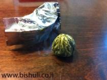 פקעת תה ירוק יסמין - הפקעת