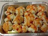 כרובית בתנור ברוטב צ'ילי מתוק - הכנה 2