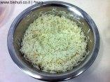 אורז עם תפוחי אדמה - טיבול האורז