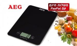משקל מטבח AEG