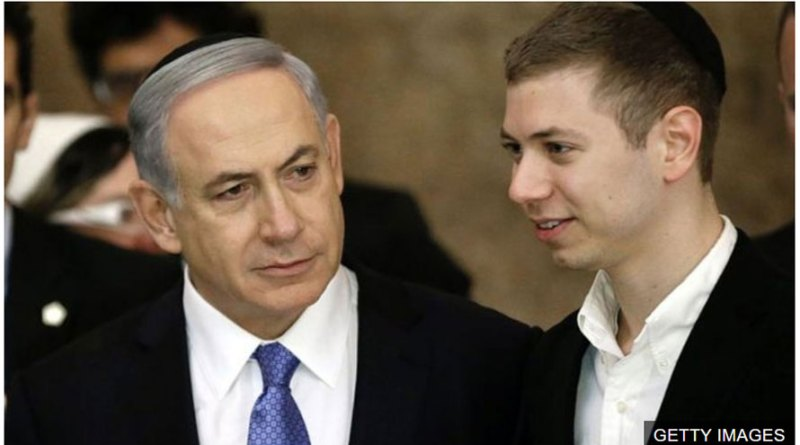 इजरायली प्रधानमन्त्री नेतन्याहुका छोराले हिन्दुहरुसँग मागे माफी