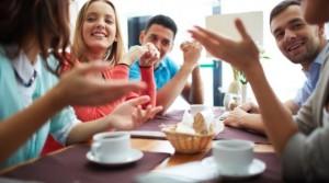 lunchen samen