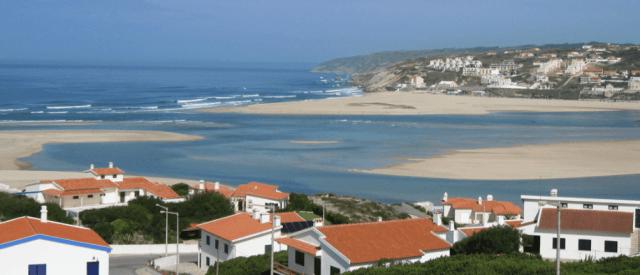Kitesurf Lodge in het Portugese Obidos