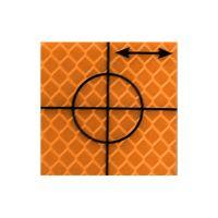 Präzisions-Zielmarke – 30 x 30 mm – 90 pièces