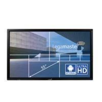 """Legamaster – e-screen ETX-5510 UHD 55"""" noir"""
