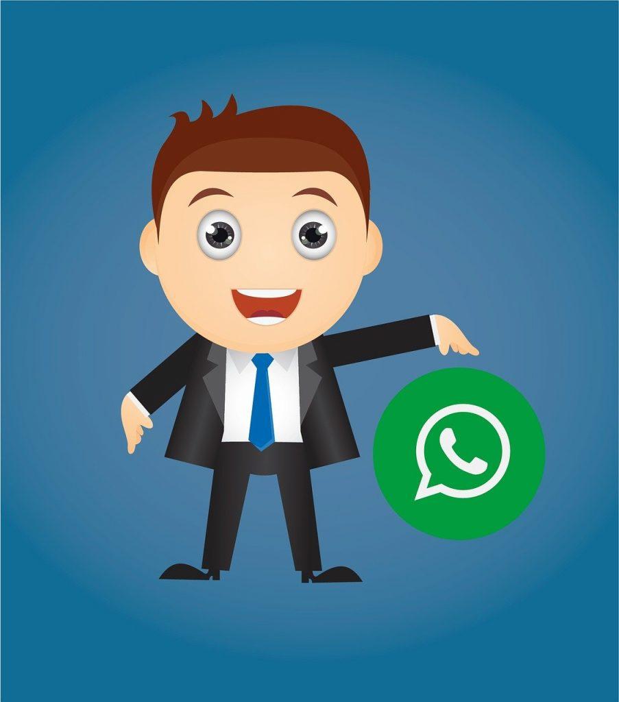 Menggunakan WhatsApp untuk memasarkan Bisnis Anda.
