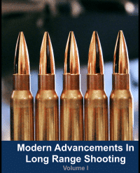 Modern Advancements in Long Range Shooting Vol 1 by Bryan Litz
