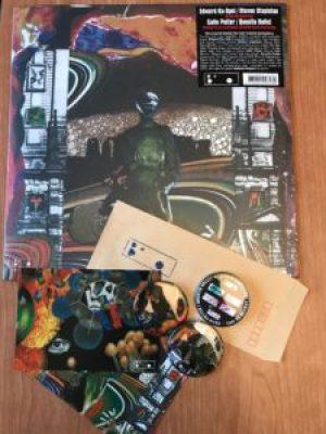 Edward Ka-Spel/Steven Stapleton - Colin Potter/Quentin Rollet – Split LP - LIMITED EDITION