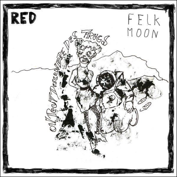 Red – Felk Moon - LP - édition standard