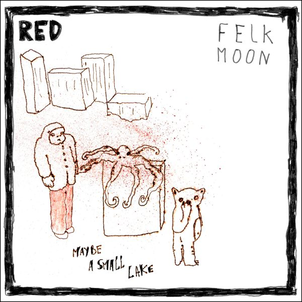 Red - felk moon - sanguine