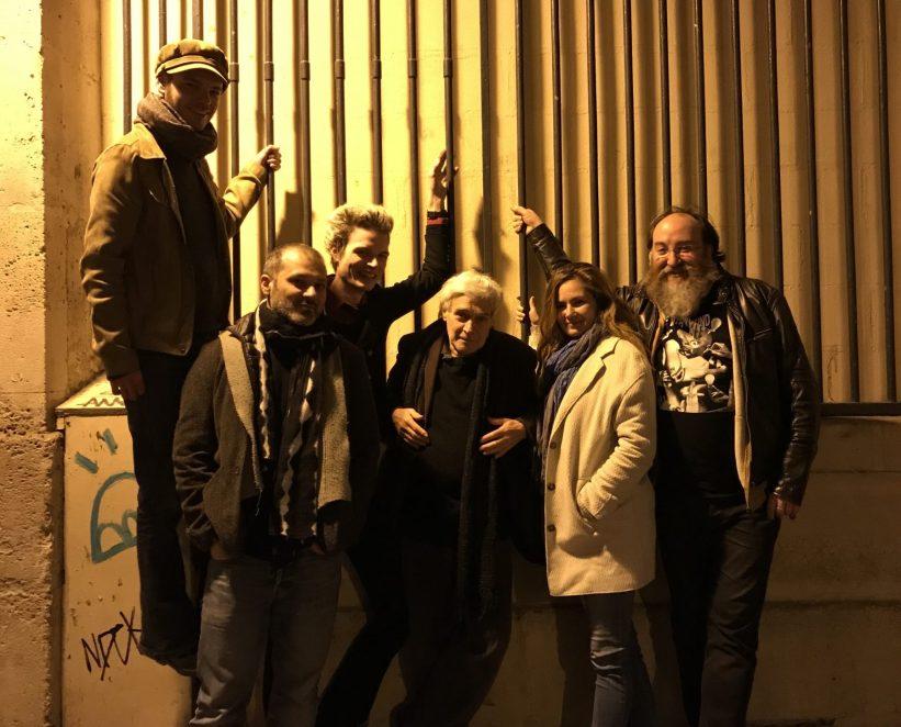 Steve & The Snobs in Paris