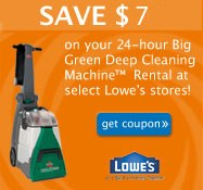 Lowes Bissell Rental Coupon - Sep 2021 Verified. 7 Off A Bissell Rental At Lowes Consumer Queen