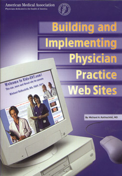 "Aaron's Tracheostomy Page is found on Page 24 of this new publication ""Building and Implementing Physician Practice Web Sites"" by Michael A. Rothschild, MD as an example of a community web site."