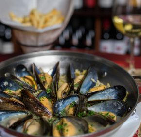 Moules Frites