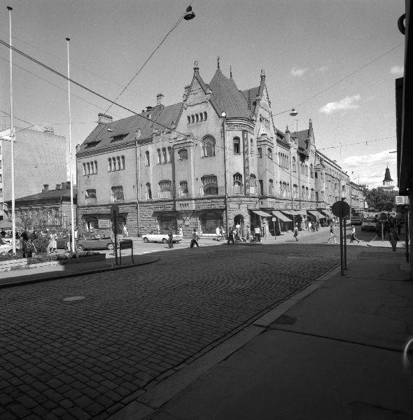Kuvaaja: E.M Staf Tampereen museot