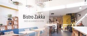 Bistro Zakka - restaurant bao à Lyon