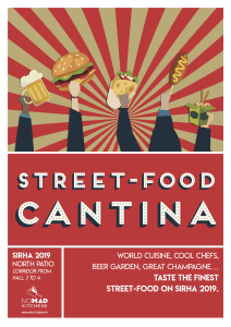 Bistro Zakka - Sirha - Street food cantina - Nomad Kitchen - Food Trucks Gourmet