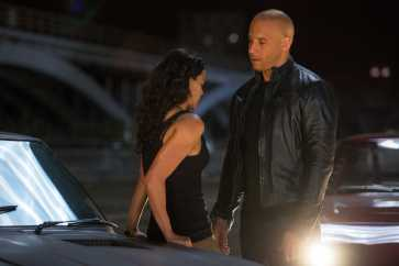 vin diesel michelle rodriguez fast and furious