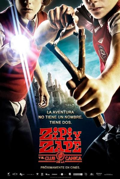zipi-y-zape-y-el-club-de-la-canica-poster