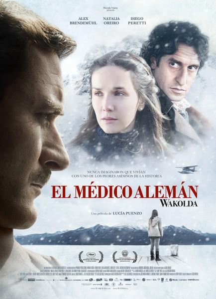 el-medico-aleman poster