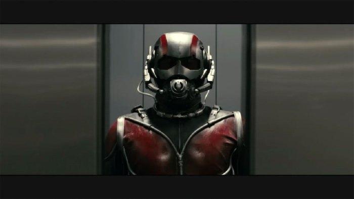 primer vistazo al malo de Ant-Man