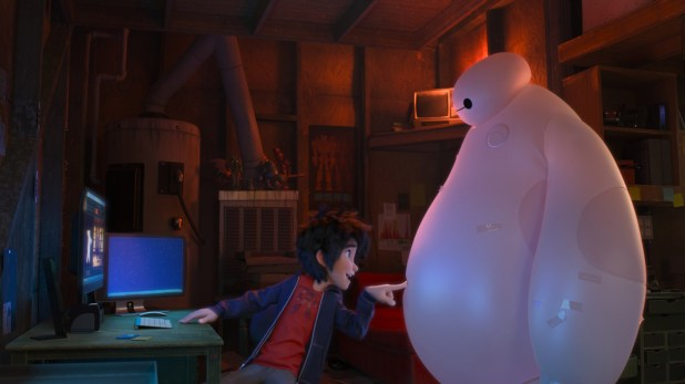 Crítica de 'Big Hero 6'