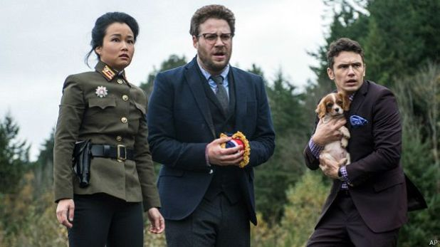 la polémica de the interview