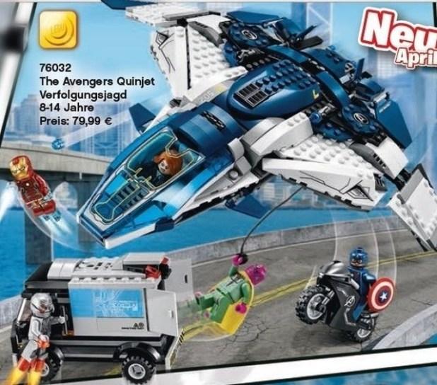 Vengadores Ultron Lego 1