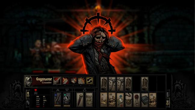 Darkest Dungeon.