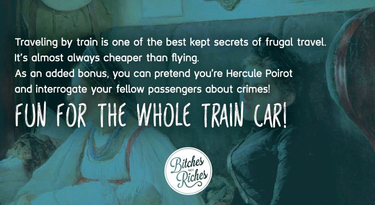 Fun for the whole train car!