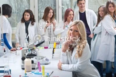 """""""Lab technicians."""" Rrrrrright."""