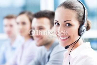 """Call center workers."" Rrrrrright."