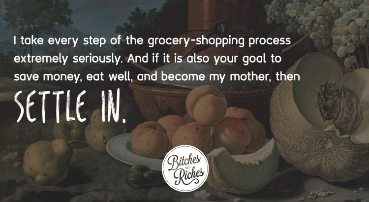 If it is also your goal to save money, eat well, and become my mother, then settle in.