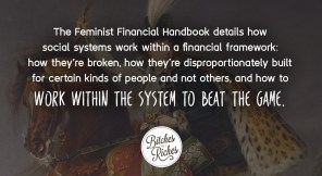 Bitchtastic Book Review: The Feminist Financial Handbook by Brynne Conroy