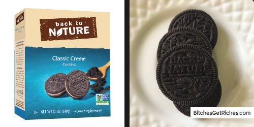 Back To Nature Classic Cream Cookies ($0.45/oz)