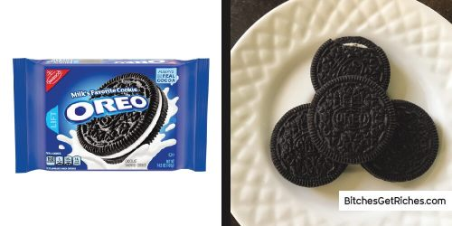 Nabisco's Oreos ($0.17/oz)