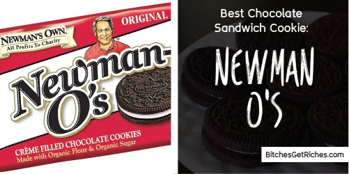 Best in Show: Newman O's
