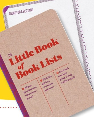 The Little Book of Book Lists