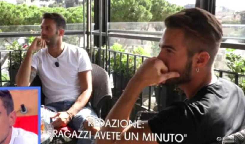 Alex Migliorini Claudio Merangolo Uomini e Donne