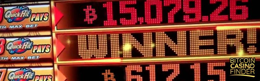 Bitcoin Jackpot Games - Bitcoin Casino Finder