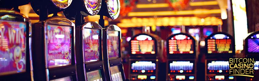 Bitcoin Slots - Bitcoin Casino Finder